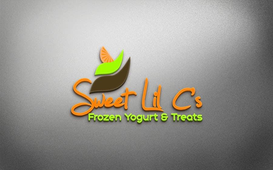 Bài tham dự cuộc thi #                                        7                                      cho                                         Sweet Lil C's Frozen Yogurt & Treats
