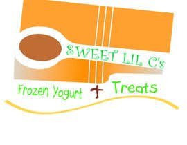 nº 53 pour Sweet Lil C's Frozen Yogurt & Treats par koni3345
