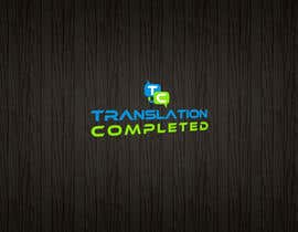 #71 para Design a logo for a translation brand por slcreation