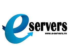 #25 para Design logo for E-Servers.ro por trcoolmec