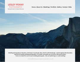 #14 untuk Redesign of photography website oleh RikoSaptoDimo