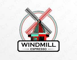 #11 para Design a Logo for Windmill Espresso por Hayesnch
