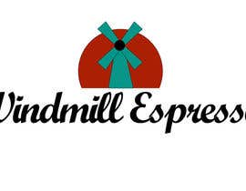 #1 para Design a Logo for Windmill Espresso por bethanymcdermed