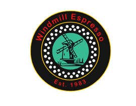 #24 para Design a Logo for Windmill Espresso por lukmanmd