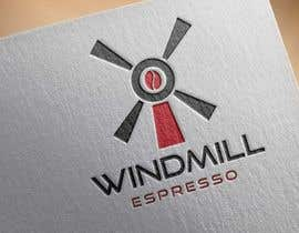#14 para Design a Logo for Windmill Espresso por naderzayed