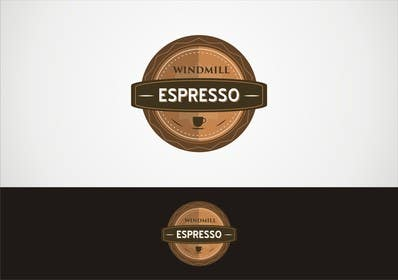 gorantomic tarafından Design a Logo for Windmill Espresso için no 3