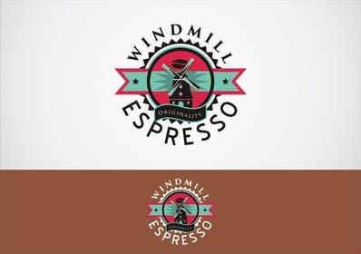 gorantomic tarafından Design a Logo for Windmill Espresso için no 23