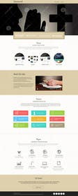 #18 untuk Design a Website Mockup for Godinterest.org oleh kreativeminds