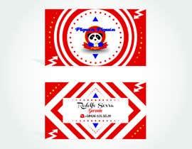 Nro 21 kilpailuun Diseñar tarjetas de presentación käyttäjältä rodkid1