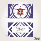 Graphic Design-kilpailutyö nro 22 kilpailussa Diseñar tarjetas de presentación