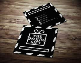 #45 untuk Design Social Media Business Cards for The boxed Gift oleh shojolislam09