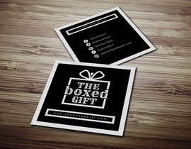 #46 untuk Design Social Media Business Cards for The boxed Gift oleh shojolislam09