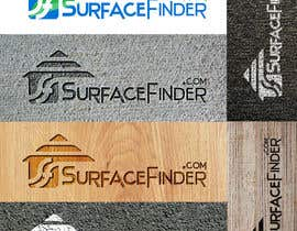 #221 untuk Design a Logo and Symbol for SurfaceFinder.com oleh pkapil