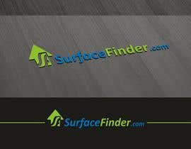 nº 198 pour Design a Logo and Symbol for SurfaceFinder.com par airbrusheskid