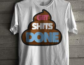 #65 for Design a T-Shirt with Motivational Quotes by Adityay