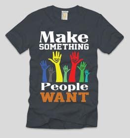 ezaz09 tarafından Design a T-Shirt with Motivational Quotes için no 73