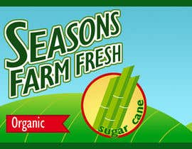 #18 para Graphic Design for Seasons Farm Fresh de monselj1