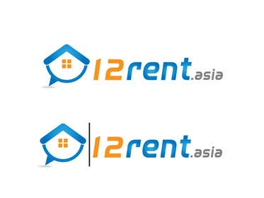 #285 for Design a Logo for 12rent.asia af rraja14