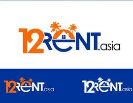 #320 para Design a Logo for 12rent.asia por arteq04