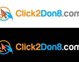 #17 cho Design a Logo for Click2Don8.com bởi kyriene