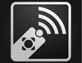 #167 para TV remote control APP Icon design por raikulung