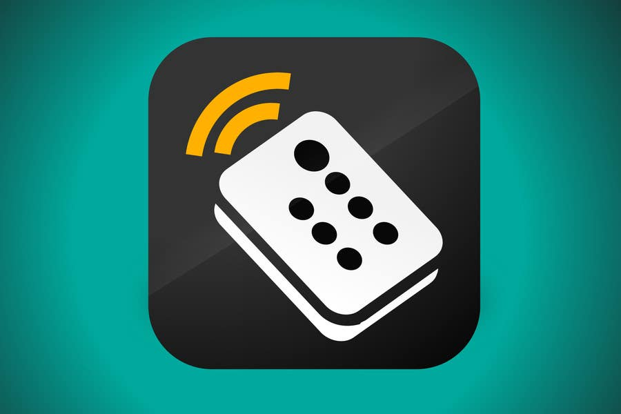 #170 for TV remote control APP Icon design by praxlab
