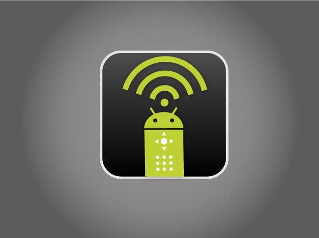 #129 for TV remote control APP Icon design by xrevolation