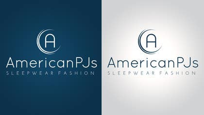"picitimici tarafından Design a Logo for a Sleepwear Fashion Company ""AmericanPJs"" için no 39"