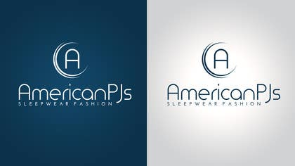 "picitimici tarafından Design a Logo for a Sleepwear Fashion Company ""AmericanPJs"" için no 47"