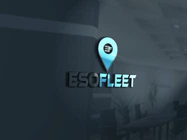 #48 for Design a Logo for EsoFleet af olja85