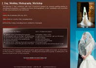 Bài tham dự #20 về Graphic Design cho cuộc thi Design a Flyer for my wedding photography workshops