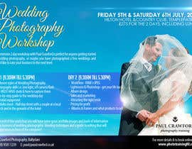 #26 cho Design a Flyer for my wedding photography workshops bởi samdim