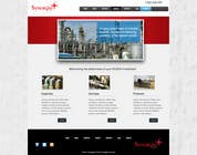 Graphic Design Contest Entry #36 for Wordpress Theme Design for Synergist SCADA INC