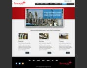 Graphic Design Contest Entry #30 for Wordpress Theme Design for Synergist SCADA INC