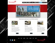 Graphic Design Contest Entry #15 for Wordpress Theme Design for Synergist SCADA INC