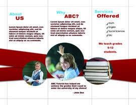 #8 for Pamphlet Design af fringster