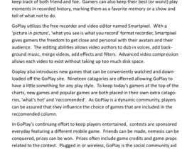 #2 for Write some Articles for GoPlay.com af erinmurdock