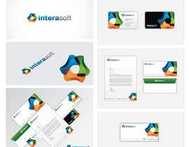 #30 para Develop a Corporate Identity for interasoft por MaxDesigner