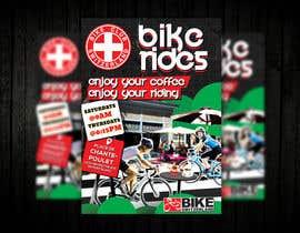 #28 untuk Design a Flyer for Bike Rides oleh mirandalengo
