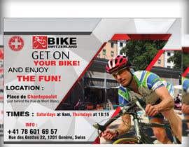 #25 untuk Design a Flyer for Bike Rides oleh adidoank123