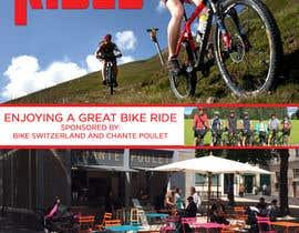 Nro 3 kilpailuun Design a Flyer for Bike Rides käyttäjältä rubenreyes20