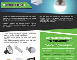 #36 for Design a NEW marketing flyer for our business with a logo af stylishwork