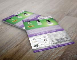 #45 untuk Design a NEW marketing flyer for our business with a logo oleh abudabi3