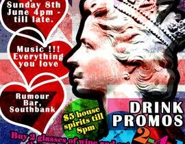 #26 cho Design a Flyer for late night bar event bởi del15691987