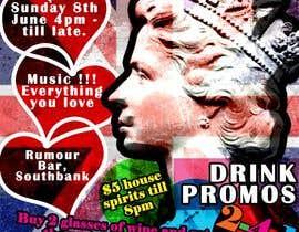 #26 untuk Design a Flyer for late night bar event oleh del15691987