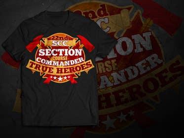 #35 untuk Design a T-Shirt for 22nd SCC oleh akazuk