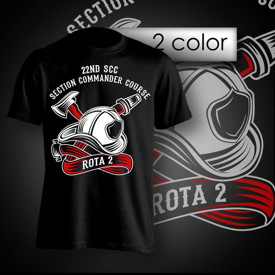 Penyertaan Peraduan #38 untuk Design a T-Shirt for 22nd SCC