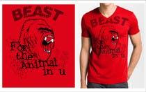 Graphic Design Kilpailutyö #16 kilpailuun Design a Mens or Womens MMA style T-Shirt