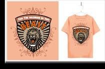 Graphic Design Kilpailutyö #33 kilpailuun Design a Mens or Womens MMA style T-Shirt