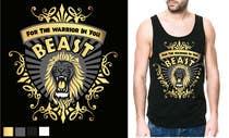 Graphic Design Kilpailutyö #36 kilpailuun Design a Mens or Womens MMA style T-Shirt